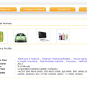 B2B del mercado Guión : ItCompany Micro Websiteems