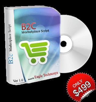 B2C Script mercado