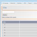 Курьер отслеживания программного обеспечения : Город / Корни управления