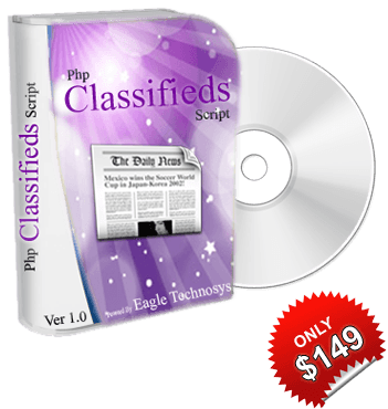 Php Classified Script