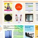 B2B del mercado Guión : Lista Productos destacados